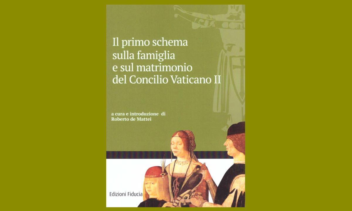 Il primo schema sul matrimonio e sulla famiglia del Concilio Vaticano II